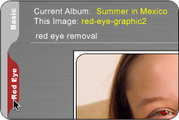 Red Eye Instructions
